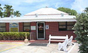 El Siboney Cuban restaurant in Key West
