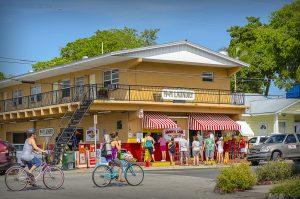 Sandy's Café in Key West