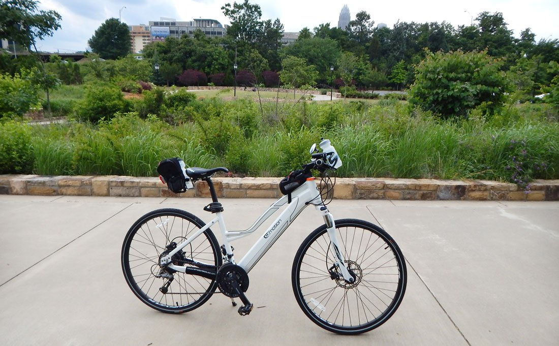 Electric bicycle ebike