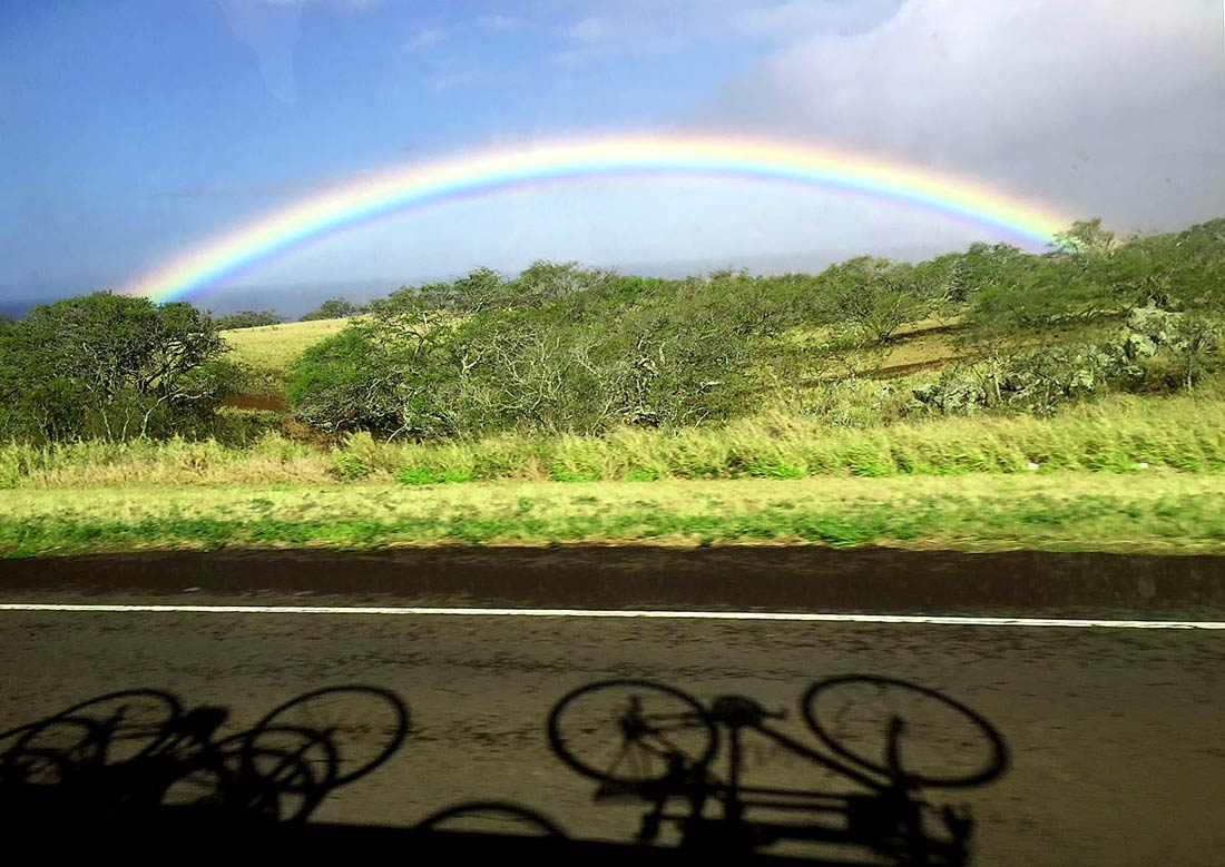 Biking Hawaii Backroads