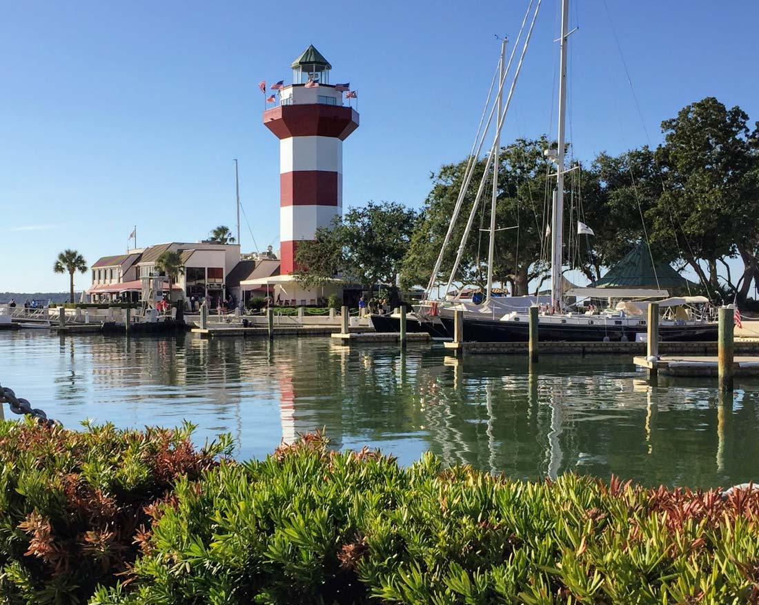 Harbour Town Lighthouse Hilton Head
