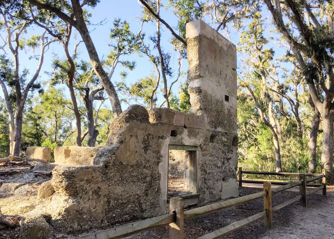 Stoney-Baynard ruins