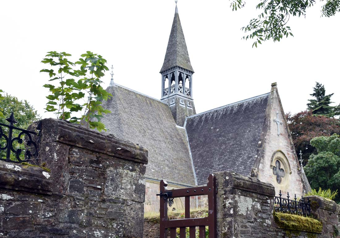 Luss Parish Church is one of the top places to see in Luss.