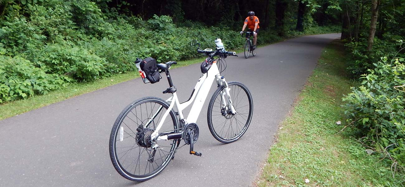 Electric bike, ebike, pedal assist bike