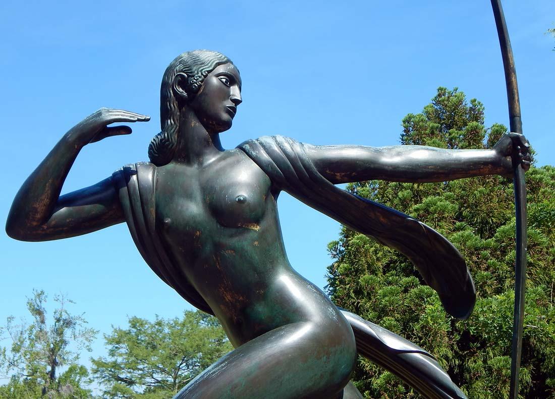 Brookgreen showcases American sculptors