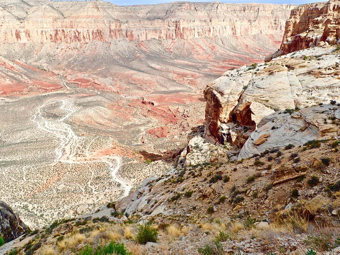 hike Havasu Canyon Wildland Trekking guides