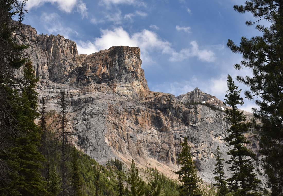 Yoho National Park avoid crowds Banff