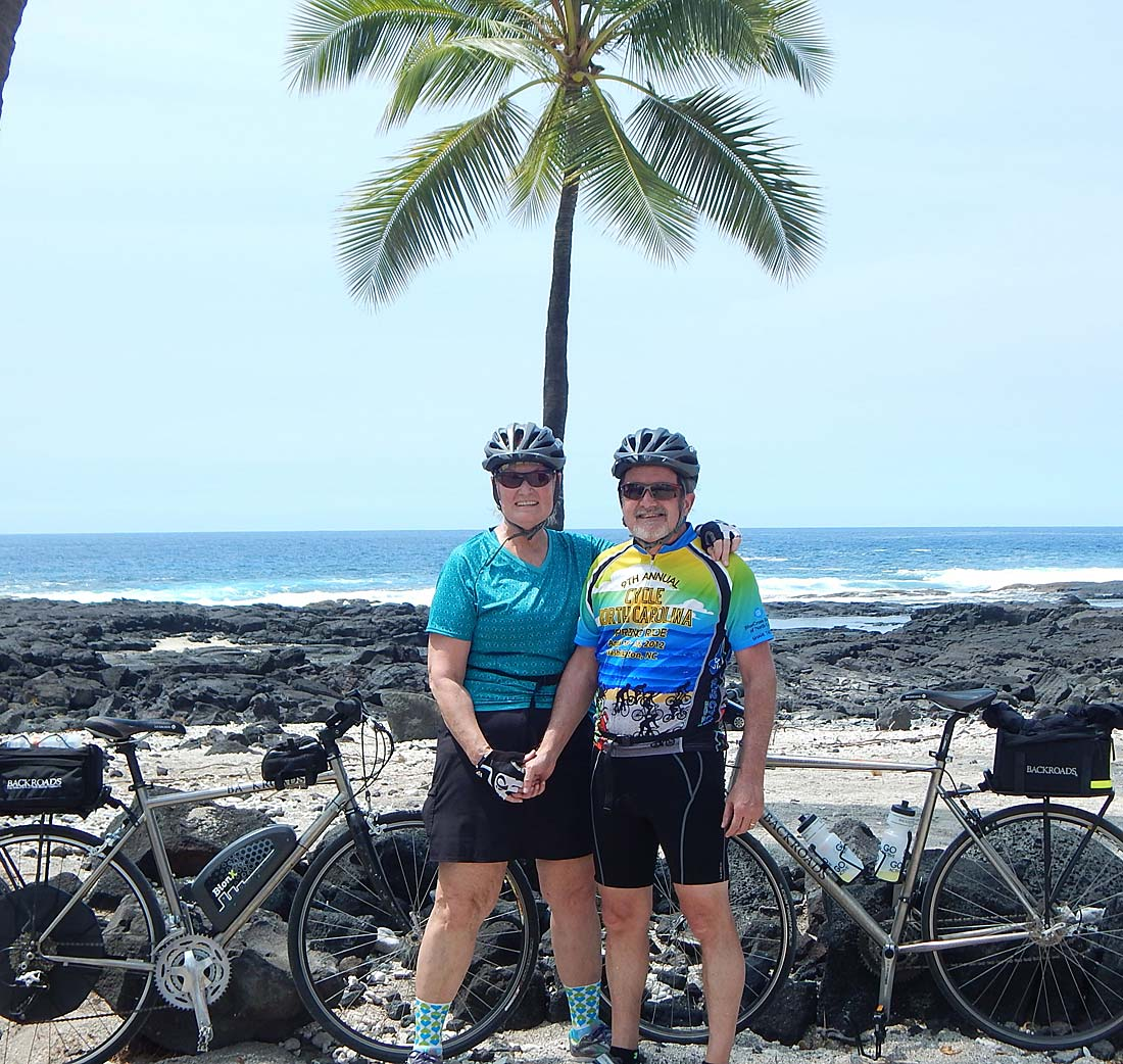 Cycle Hawaii Big Island Electric Bicycle Bucket List
