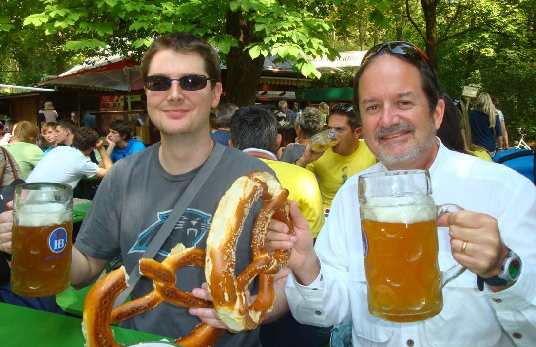 German Oktoberfest funny story