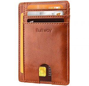 travel wallet front pocket