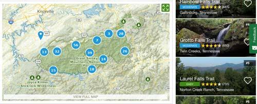 AllTrails Pro gift for hiker