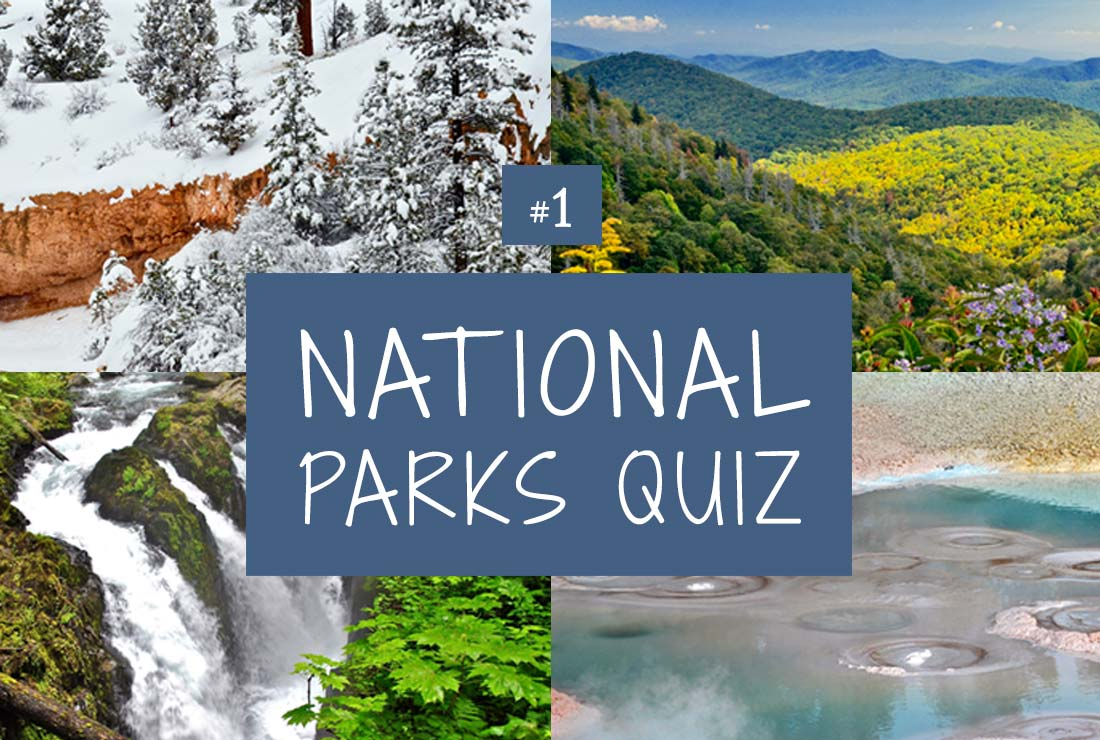 name the national parks