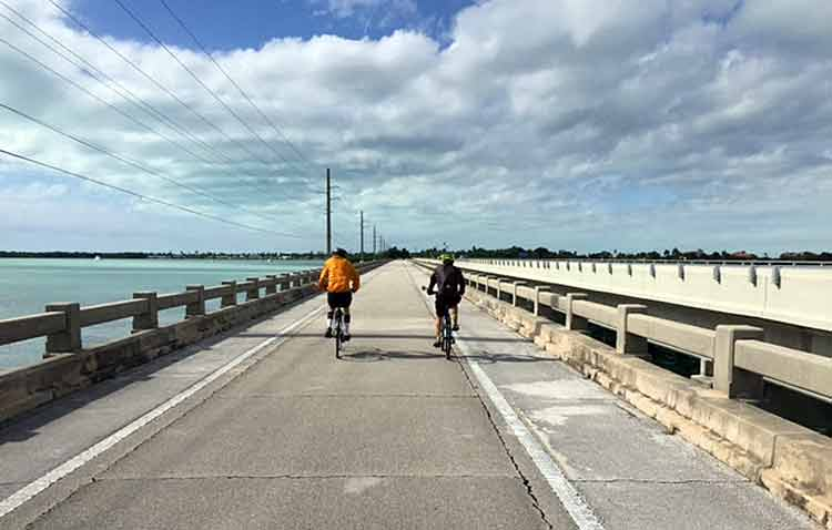 bicycle florida keys bridges