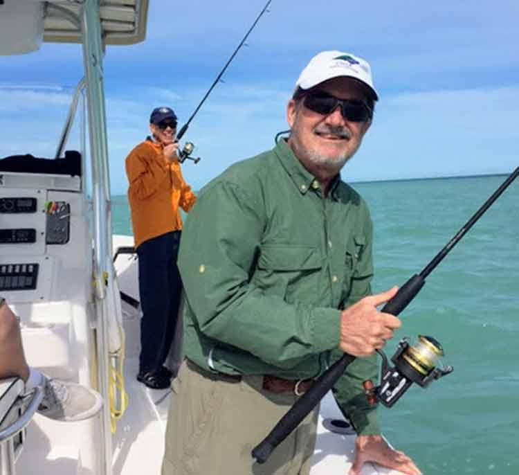 boat fish florida keys