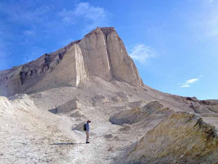 Gower Gulch in Death Valley favorite winter hikes