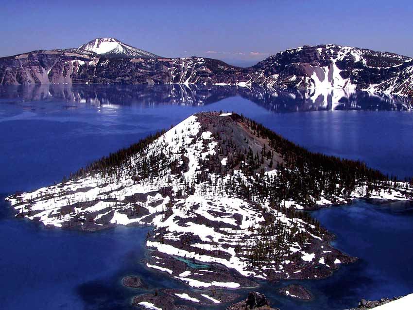 Crater Lake National Park tips