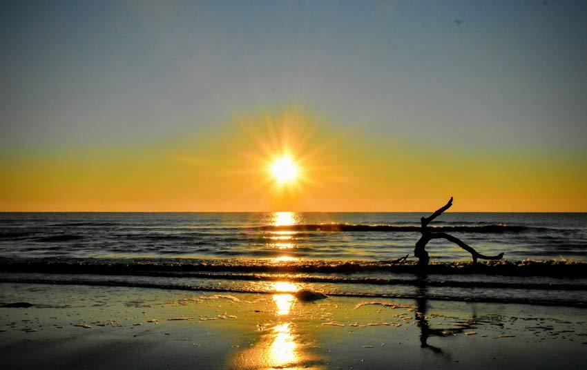 sunrise cape romain bull island boneyard beach best place see