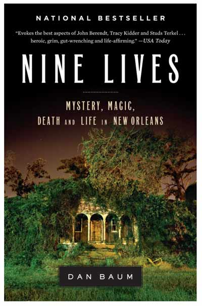 nine lives best travel book