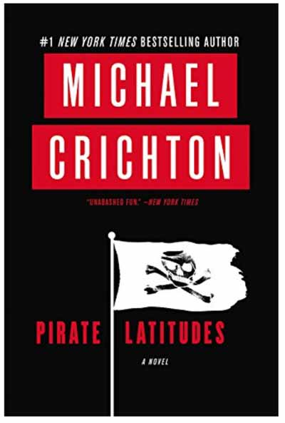 pirate latitudes travel book