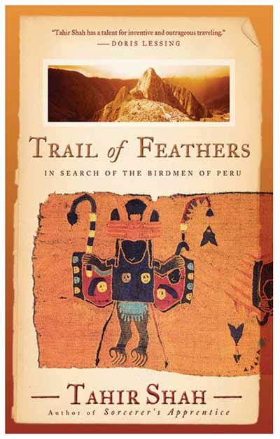 trail feathers travel book