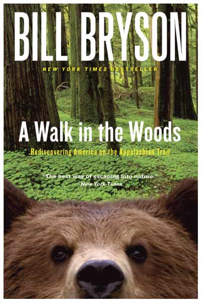 walk in the woods travel book