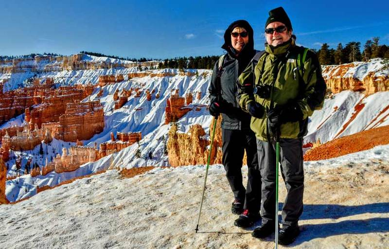 bryce canyon national park snow best winter visit